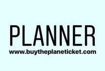 Planner / This board is all about planners!