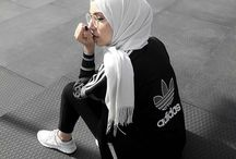 swaggy hijabis / They are many. They are Strong. They are ambitious. They are HIJABIS.