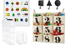 KIDS ORGANIZATION / Kid's organization supplies, tips and tricks / by The Happy Youngsters | Creative Family Living
