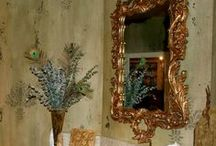 Vintage and antique mirrors / by Natalie Shaw