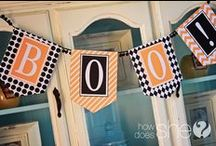Halloween / Halloween ideas for the house/yard and parties