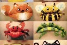 Make up and nails! / by Natalie Shaw