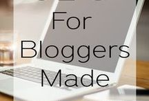 Blogger Tips / by From Valerie's Kitchen