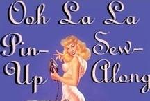Ooh La La Pin Up Sew Along