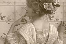 Belle Époque / Edwardian & Early 'teens fashion