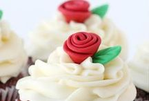 ::: Cupcakes - Floral :::