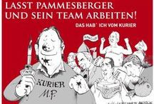 Pammesberger-Karikaturen