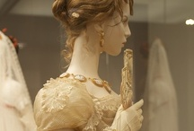 Romantic / Regency & Romantic era fashion