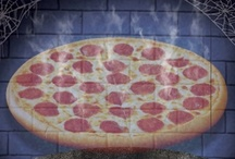Pizza Pizza!  / Proud Little Caesars franchisee- Cutting Edge Pizza, L.L.C. Check out our pins of cool Little Caesars events, promotions, commercials and FUN!