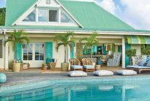 Coastal Exteriors / Beautiful Beach Exteriors