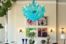Lighting Sets The Mood / Great lighting options for your beach home.