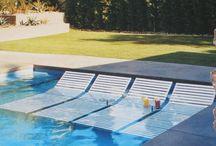 Poolside Design / Pool Decor