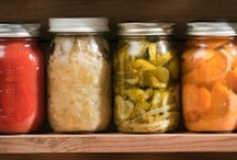 Canning and Preserving Tips and Recipes / Tips and recipes for canning, dehydrating, and/or freezing food to preserve it.