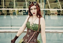 A Stitch in Time - Steampunk, Punk, Lolita, & More #2 / by Jenny Trapp
