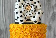 Cakes / Pure Deliciousness. Fabulous Cake Designs.