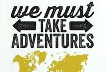 Wanderlust ...travel destinations!
