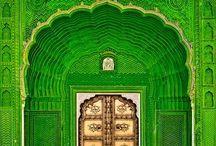 Greens / Shades of green inspiration.