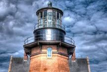 A Beacon of Light / A light house shows the way and protects when there is danger.