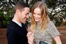Cutest Celeb PDA Moments / by Real Beauty