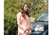 Kate Middleton's Best Maternity Looks / by Real Beauty