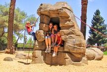 Nature's Choice / Introducing Miracle's new Nature's Choice product line. Nature's choice combines nature-themed elements such as logs and rocks with different configurations of rope to provide your Miracle playground structure with a natural play experience full of adventure and movement!