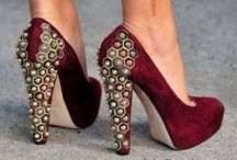 Weird & Wacky: Celebrity Shoes / by Real Beauty