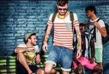 Men's Festival Style / Summer is on the way and so is the Festival season! Check out these looks for some style inspiration.
