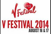 V Festival / V Festival over the years..