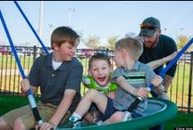 Inclusive Play / Promoting inclusive communities through designing thrilling inclusive playgrounds #ThrillForAll