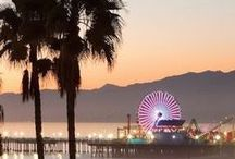 California Here I Come... / Southern Cal is were I am from and what a exciting place to live.