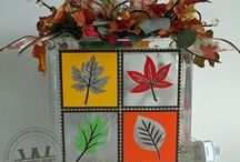 Kathy Winters Designs - Glass Blocks / I love designing vector files and bringing them to life in illuminated glass blocks.