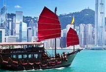 Hong Kong, my home for 3 years.