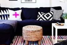 ADULT LIVING SPACES / A collection of creative living spaces / by The Happy Youngsters | Creative Family Living