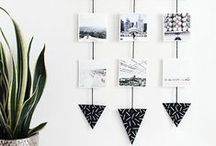 DIY HOME / Creative inspiration to make your space beautiful with DIY home projects / by The Happy Youngsters | Creative Family Living