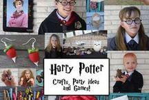 Doodlecraft Harry Potter! / by Natalie Shaw
