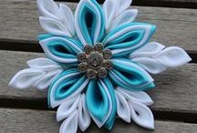 Doodlecraft Shabby Chic Hair Bows! / by Natalie Shaw