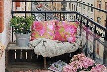 Balcony + Terrace
