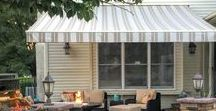 Sunesta Retractable Awnings by Paul Construction & Awning / These are Retractable Awnings that our company has installed.