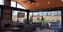 Sentry Retractable Screens by Paul Construction & Awning
