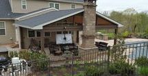 Gazebos, Roof & Outdoor Structures by Paul Construction & Awning
