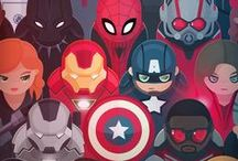 Marvel - Characters