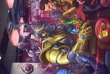 Marvel - Bad Guys