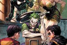 DC - Villains
