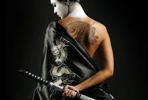 Sleek Samurai