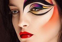Fashion, makeups
