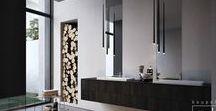 Koupelny, inspirace glamur / Luxusní koupelny, Moderní koupelny, Designové koupelny, Koupelnový nábytek, Dlažby, Obklady, Mozaiky. Luxury bathrooms, Modern bathrooms, Design bathrooms, Bathroom furniture, Tiles, Mosaics.