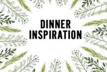 Dinner Inspiration / Collection of dinner ideas and recipes.