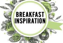 Breakfast Inspiration / A collection of breakfast ideas and recipes.