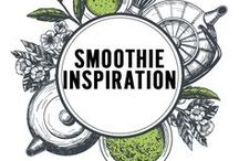 Smoothie Inspiration / A collection of smoothie ideas and recipes.