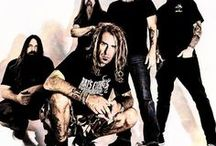 Lamb of God / Lamb of God is an American heavy metal band from Richmond, Virginia. Formed in 1994 (as Burn the Priest), the group consists of vocalist Randy Blythe, guitarists Mark Morton and Willie Adler, bassist John Campbell and drummer Chris Adler. The band is considered a significant member of the New Wave of American Heavy Metal movement.